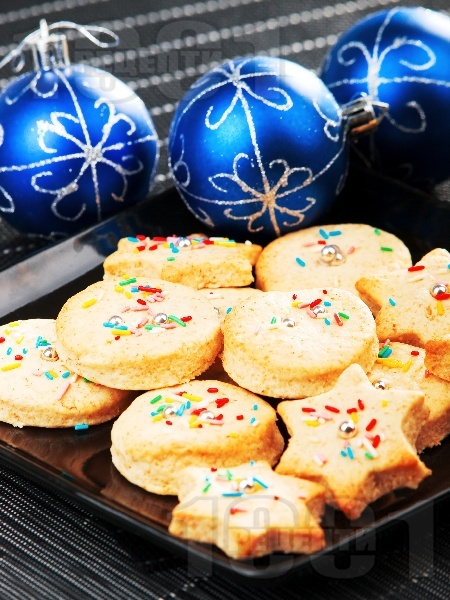 Домашни лимонови сладки с ванилия - снимка на рецептата